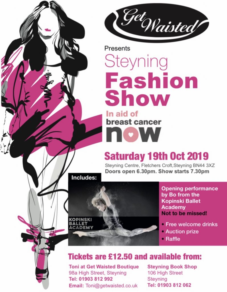 Steyning Fashion Show